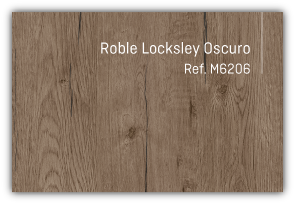 Roble Locksley Oscuro